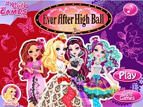 Balul Ever After High