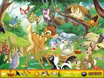 Bambi si Obiectele Ascunse