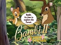 Bambi si Padurea