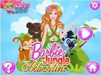 Barbie Aventura din Jungla