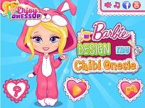 Barbie Design de Costume