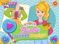 Barbie Designul de Jacheta