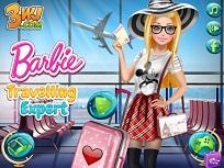 Barbie Experta in Calatoriile