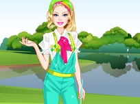 Barbie Fashion la Golf