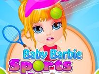 Barbie Joaca Tenis