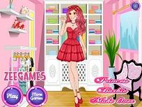 Barbie de Machiat si Imbracat