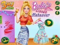 Barbie Modificari in Garderoba