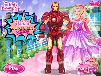 Barbie Nunta de Super Eroi