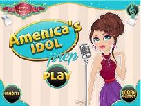 Barbie Pregatiri pentru Americas Idol