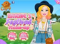 Barbie Pregatiri pentru Festival