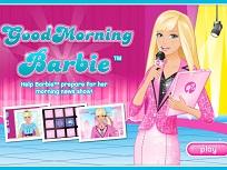 Barbie Prezinta Stirile