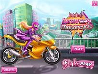 Barbie Repara Motocicleta