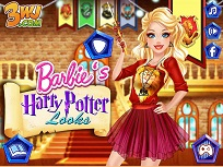 Barbie Stilul Harry Potter