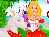 Barbie Ingrijeste Unicornul