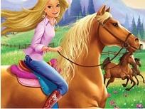 Barbie la Consursul de Calarie