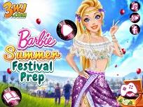 Barbie la Festivalul Verii