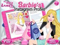 Barbie pe Istagram
