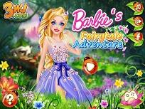 Barbie si Aventura in Lumea Zanelor