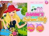 Barbie si Blogul de Moda