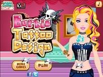 Barbie si Designul de Tatuaj