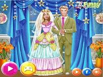 Barbie si Ken Proaspat Casatoriti