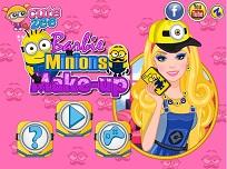 Barbie si Lookul cu Minioni