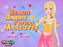 Barbie si Machiajul de Plaja