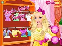 Barbie si Moda de Primavara