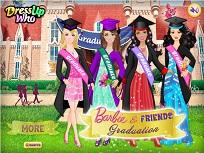 Barbie si Prietenele la Absolvire