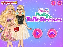 Barbie si Rochia din Tulle