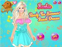 Barbie si Rochiile de Plaja