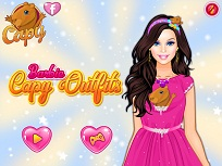 Barbie si Tinutele Capy