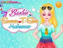 Barbie si Tricoul de Vara