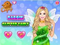 Barbie Zana cu Sclipici