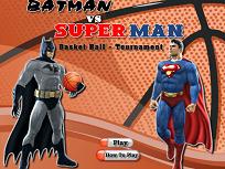 Baschet cu Superman