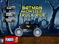 Batman pe Monster Truck
