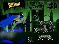 Batman si Motocicleta 3D