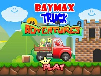 Baymax cu Tractorul
