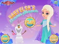 Bebelusa Elsa Face Baie