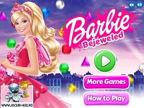 Bejeweled cu Barbie
