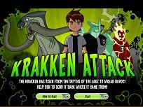 Ben 10 Atacul Krakkenului