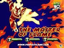 Ben 10 Maestrul Focului