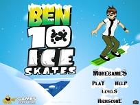 Ben 10 cu Snowboardul