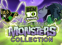Ben 10 Monstrii Galactici