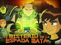 Ben 10 Misterul Sabiei Maya