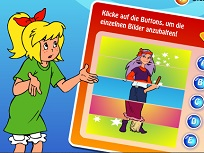 Bibi Blocksberg Puzzle