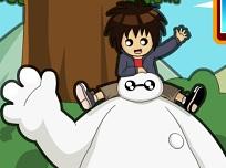 Aventura lui Baymax si Hiro