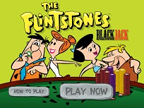 Blackjack cu Familia Flintstone