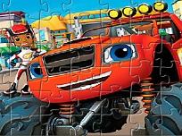 Blaze Puzzle
