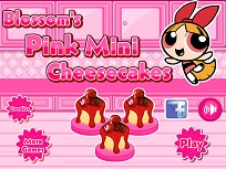 Blossom Gateste Mini Cheesecake